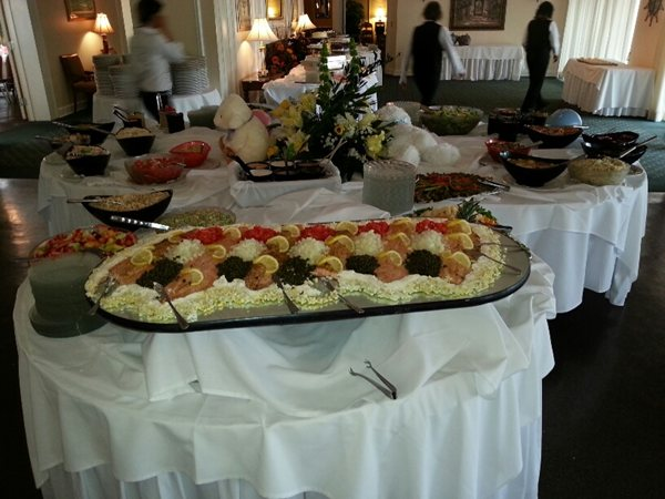 Catering Spring Valley Country Club Columbia Sc